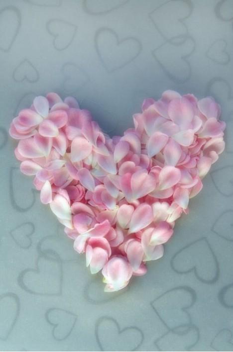 Love hearts Plakát