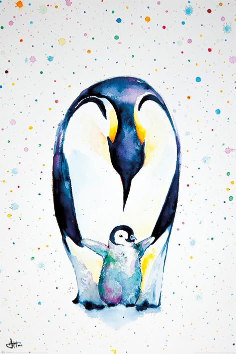 Marc Allante - Little Steps Plakát