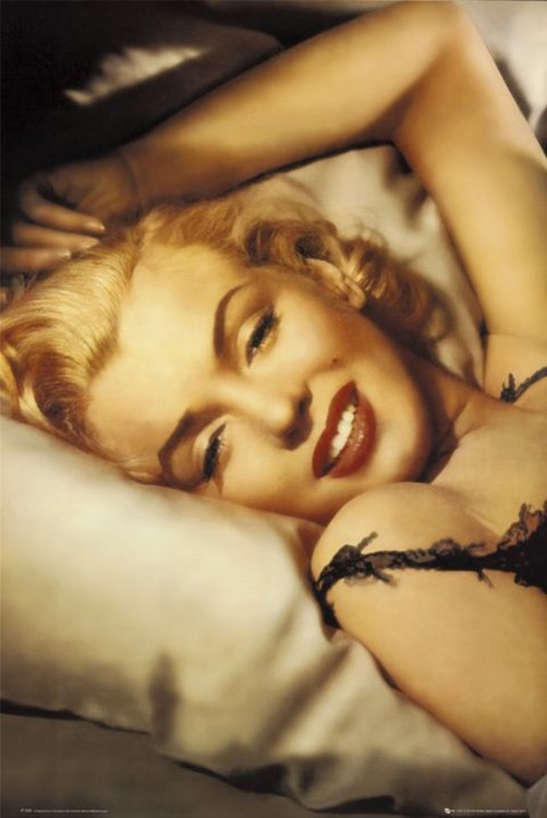 MARYLIN MONROE - almohada Plakát
