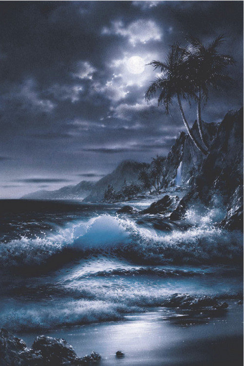 Moonrise Plakát