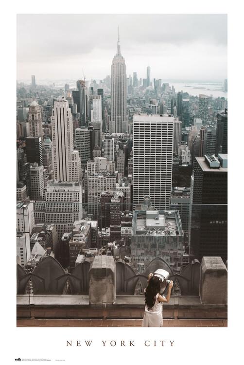 Plakát New York City Views
