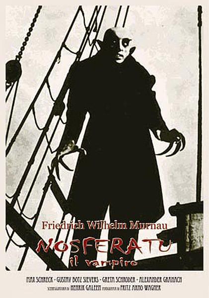 Nosferatu Plakát