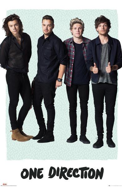 One Direction 1D - Mint Plakát