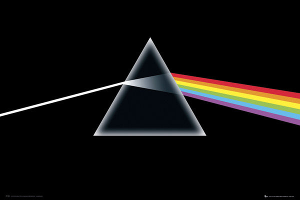 Plakát Pink Floyd - Dark Side of the Moon