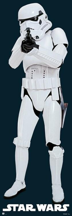 Plakát Star Wars - Classic StormTrooper