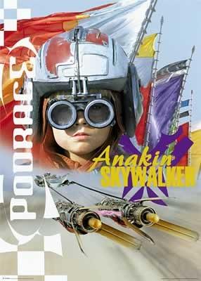 Star Wars: Episode I - Anakin plakát