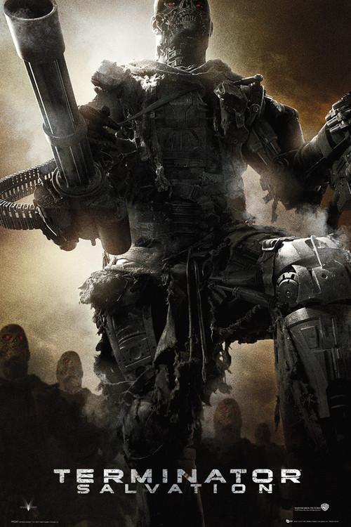 TERMINATOR SALVATION - Army plakát