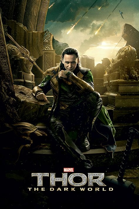 THOR 2 - loki Plakát