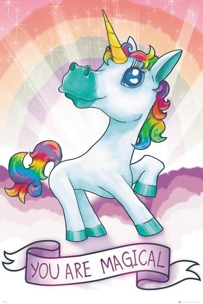 Unicorn - Magical Plakát