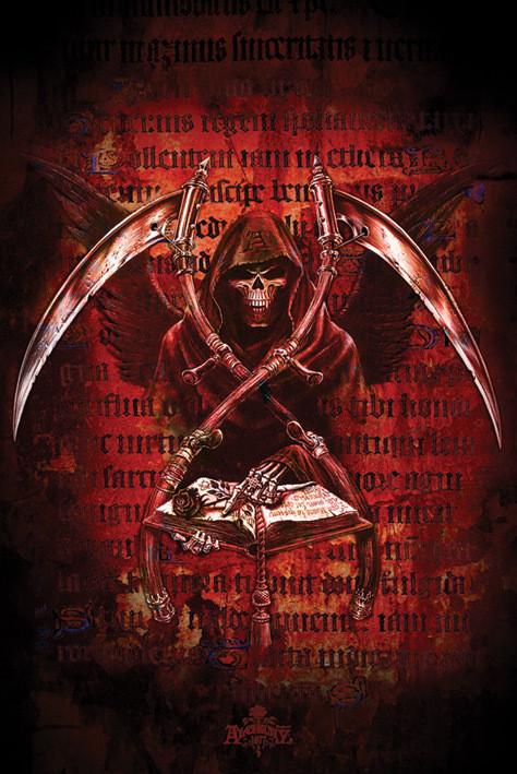 Plakát Alchemy - den zúčtování