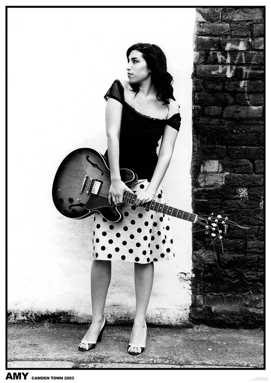 Plakat Amy Winehouse - Camden