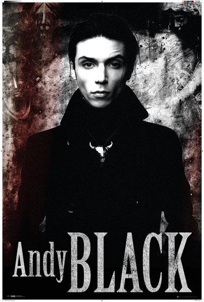 Plakát  Andy Black - Stone
