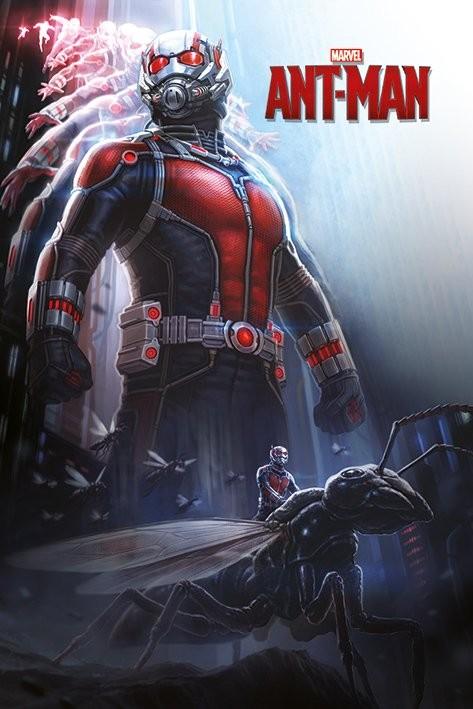 Plakát Ant-man - Grow