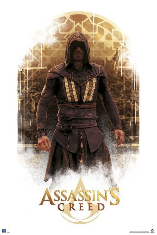 Plakát  Assassins Creed - Character