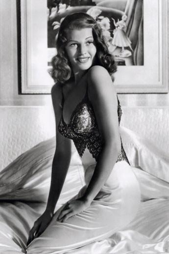 Plakát Avela - Rita Hayworth
