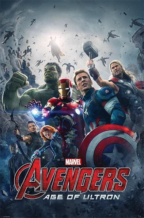 Plakat Avengers: Czas Ultrona - One Sheet