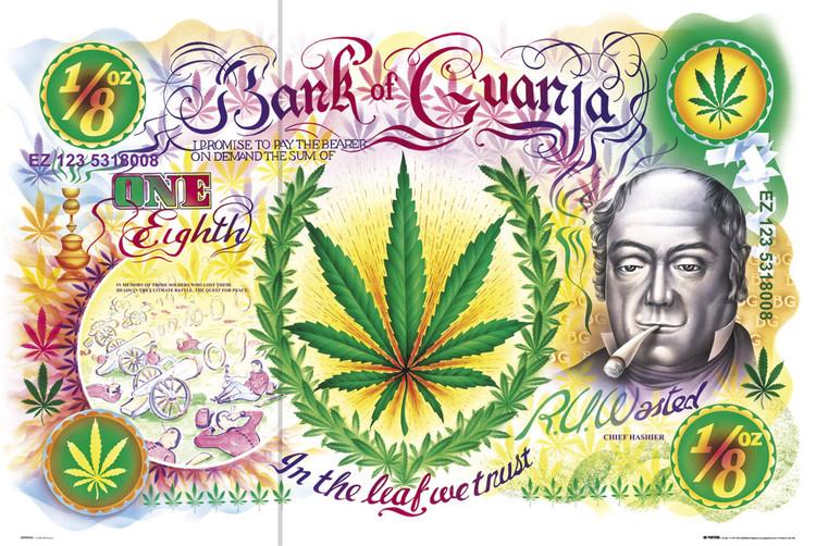 Bank of Ganja  plakát, obraz