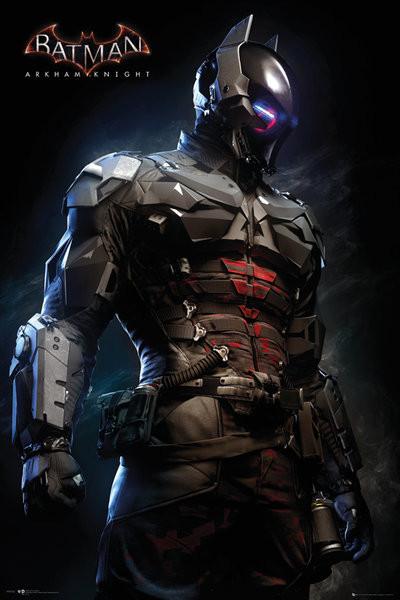 Plakát Batman Arkham Knight - Arkham Knight