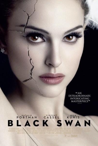 Plakat BLACK SWAN - CZARNY ŁABĘDŹ - Natalie Portman
