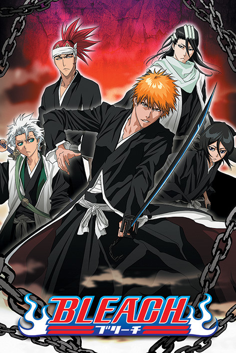 Plakát Bleach - Chained