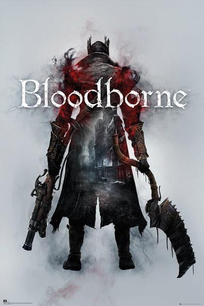 Plakát Bloodborne - Key Art