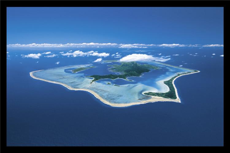 Plakát Bora Bora