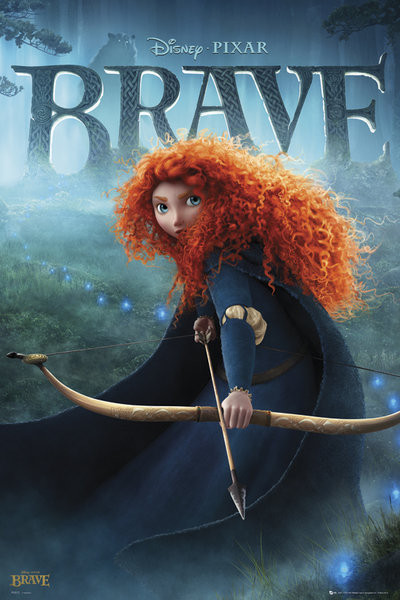 Plakát BRAVE - teaser