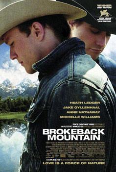 Plakat BROKENBACK MOUNTAIN