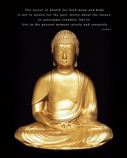 Plakát BUDDHA