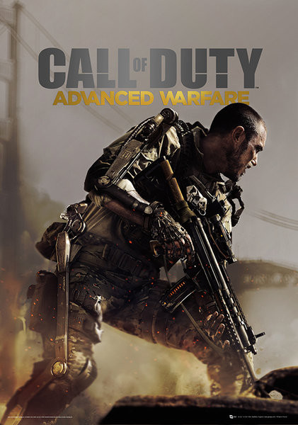 Call of Duty Advanced Warfare plakát, obraz