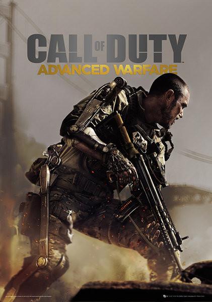 Plakat Call of Duty Advanced Warfare