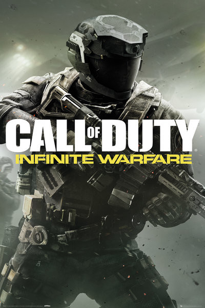 Plakat Obraz Call Of Duty Infinity Warfare Kup Na Posterspl