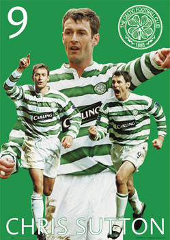 Plakat Celtic - Sutton