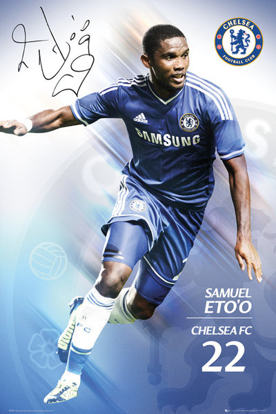 Plakat Chelsea - eo'o 13/14