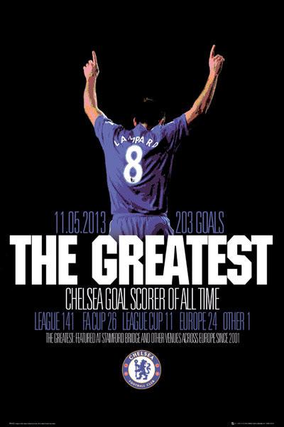 Plakat Chelsea