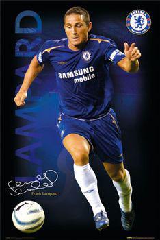 Plakát Chelsea - Lampard 05/06