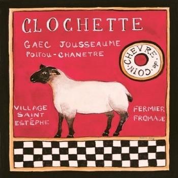 Reprodukcja Clochette