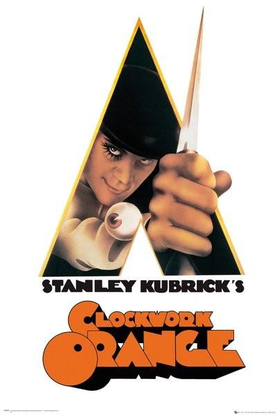 Plakát Clockwork - Orange