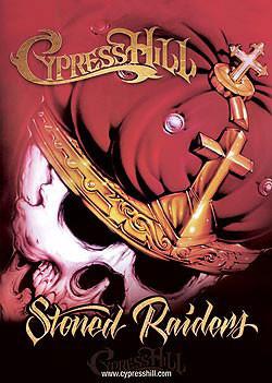 Plakát Cypress Hill – lebka s korunou