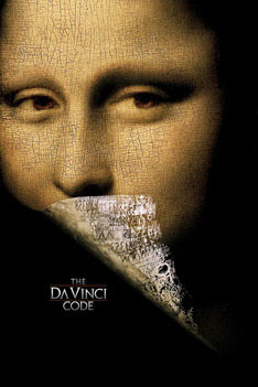 Plakat Da Vinci Code