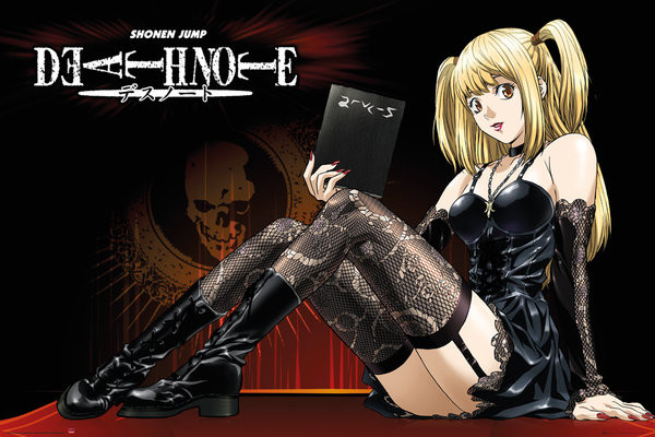 Plakat Death Note - Misa Amane