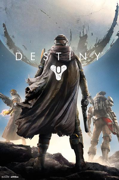 Plakát  Destiny - Key Art