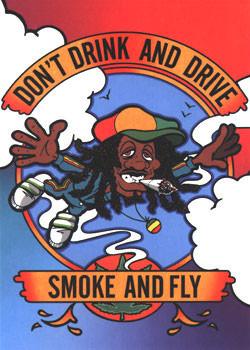 Don't drink and drive  plakát, obraz