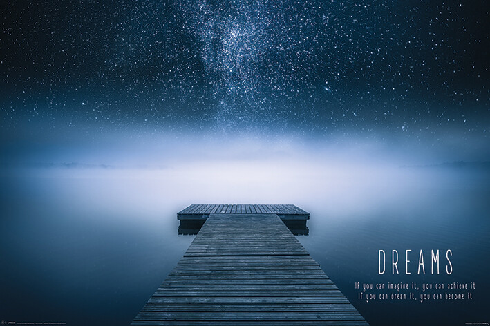 Plakat Dreams
