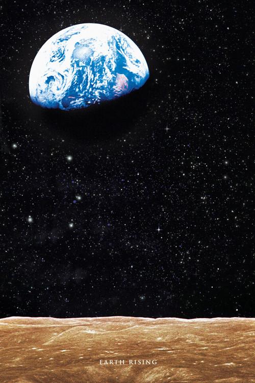 Plakat EARTH RISING