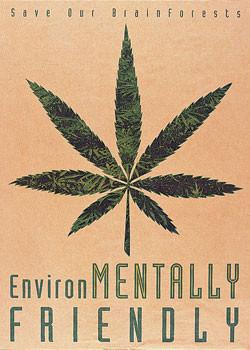 Plakát  Environmetally friedly