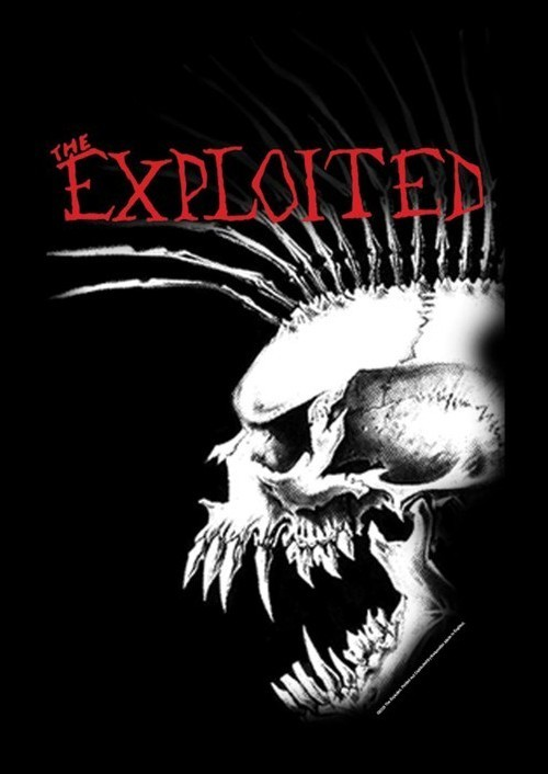 Plakát Exploited