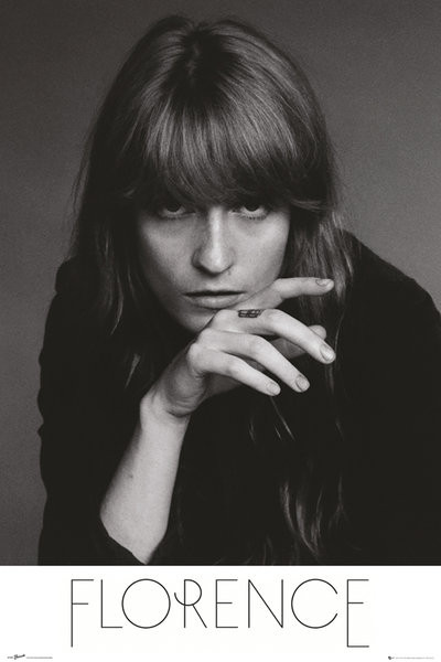 Plakat Florence and the Machine - Album