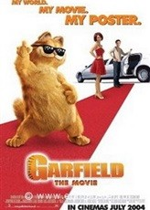 Garfield - The Movie plakát, obraz