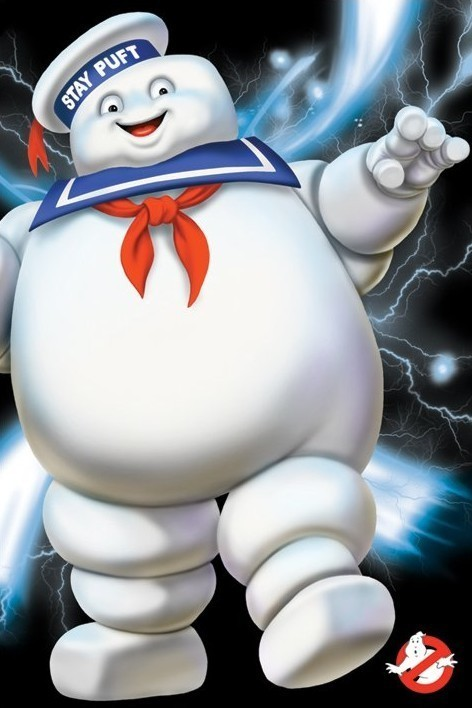 Plakat GHOSTBUSTERS - stay puft